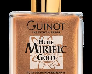 Olio secco per il corpo e capelli- Huile Mirific Gold