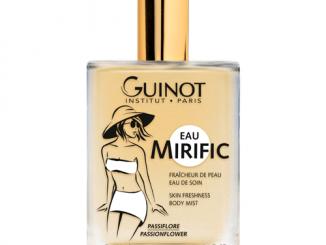 eau mirific guinot spray profumo rinfrescante corpo profumato e rinfrescante