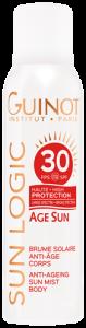 Spray alta protezione solare per il corpo centro estetico metro repubblica roma I Narcisi