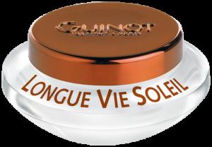 Crema corpo anti-age pre e post esposizione solareLongue Vie Soleil