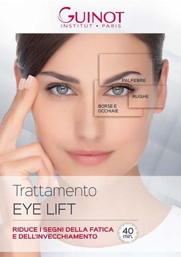 eye lift il lifting per i tuoi occhi